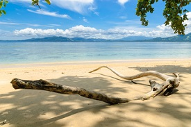 Pulau Lihaga, Indonésia