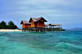 Pulau Saronde, Indonésia