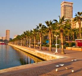 Alicante, en Espagne