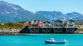 Sommaroy, Noruega