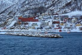 Oksfjord, Noruega