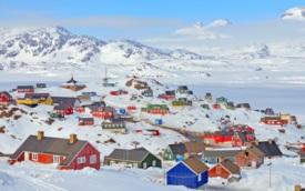 Maniitsoq, Groenlandia