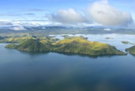 Isla Garove, Papua Nueva Guinea