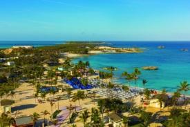 Ilhota Great Stirrup, Bahamas