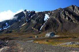 Bellsund, Spitsbergen, Noruega