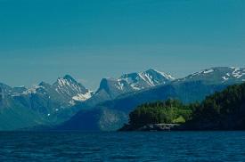 Romsdalsfjord, Norway