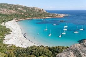 Roccapina, Corse, France