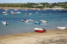 St. Mary's, Isles of Scilly, UK