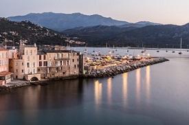Saint-Florent, Corsica, France