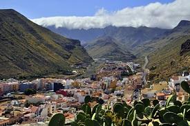 San Sebastian De La Gomera, Canary Islands, Spain