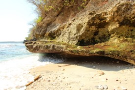 Ilhas de Auri, Baía de Cendrawashi, Indonésia