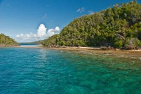 Aiduma Island, Indonesia