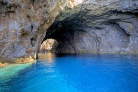 Palmarola, Îles Pontines, Italie