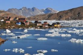 Isla Kulusuk, Groenlandia