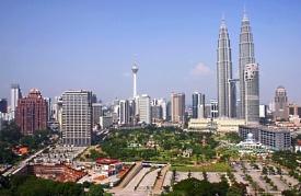 Kuala Lumpur (Puerto Kelang), Malasia