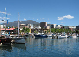 Hobart, Tasmania, Austrália