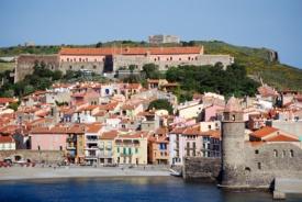 Collioure (Port Vendres), France
