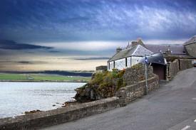 Lerwick, Shetland Islands (Islas), Escocia