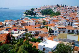Skiathos, Grèce