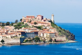 Portoferraio, Elba, Italia
