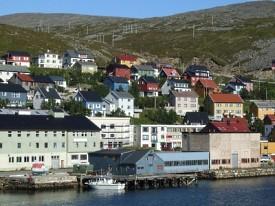 Honningsvag, Noruega