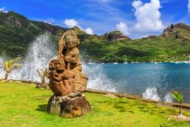 Nuku Hiva, Islas Marquesas, Polinesia Francesa