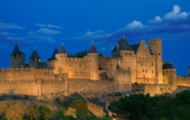 Carcassonne (Sete), Francia