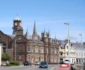 Stornoway, Escócia