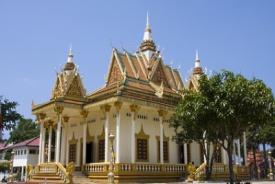 Kompong Som, Camboya
