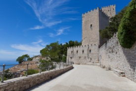 Trapani, Sicilia, Italia