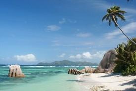 Praslin (La Digue), Seychelles