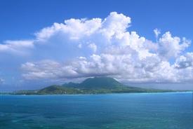 Nevis, Índias Ocidentais Britânicas