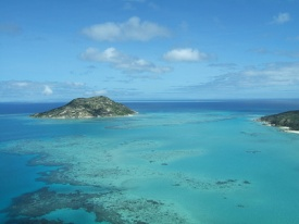 Ilha do Lagarto, Austrália