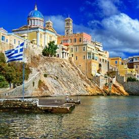 Ermoupolis (Siros), Grecia