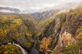 Eidfjord, Noruega