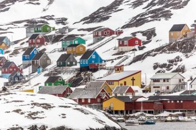 Kangaamiut, Groenland