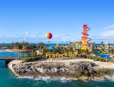 Perfect Day em CocoCay, Bahamas