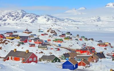 Maniitsoq, Groenlândia