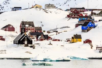 Baie de Disko, Ilulissat, Groenland