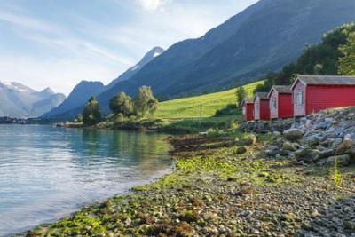Nordfjord, Norvège