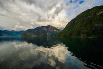 Storfjorden, Norvège