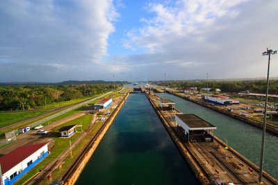 Panama Canal (Partial Transit)