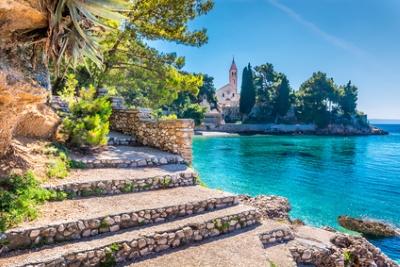 Bol, Croatie