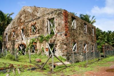 Ilhas da Salvação, Guiana Francesa
