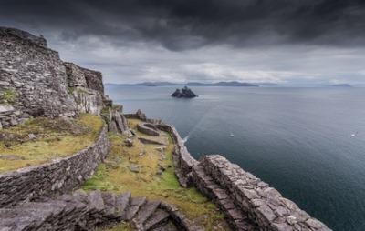 Ilha Skellig, Reino Unido