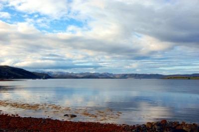 Loch Ewe, Écosse