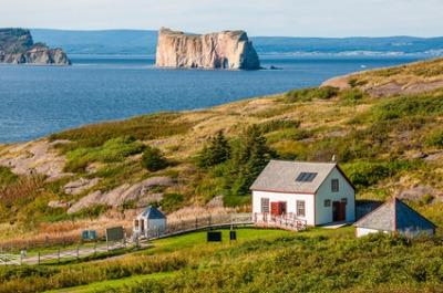 Bonaventure Island, Canada