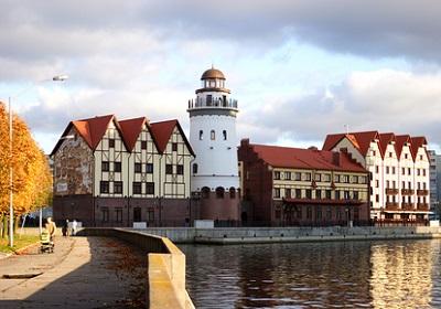 Kaliningrad, Russie