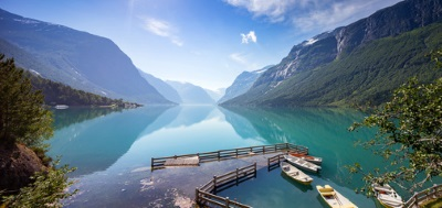 Loen, Norvège