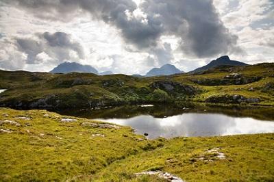 Ilhas de Verão, Escócia